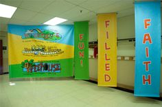 Creative for Kids: About Banner Material