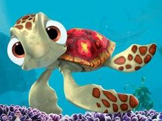 Squirt from Finding Nemo!