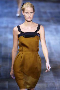 Lanvin at Paris Fashion Week Spring 2006 - Runway Photos