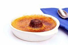 Crème Brûlée au Canelé Façon Baba au Rhum