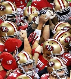 Let's Go NINERS! 49ers! #49ers #NFL @Matt Valk Chuah Hamilton Collection