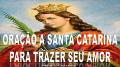 ORAÇÃO A SANTA CATARINA PARA TRAZER SEU AMOR theraio7