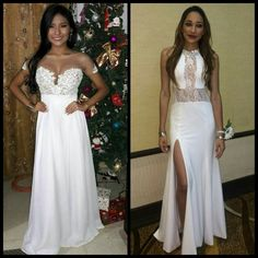 Beautifuls clients wearing By Ruth Leal