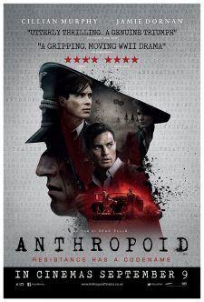 Anthropoid 2016 Türkçe Altyazılı Full HD izle