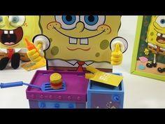 ▶ SpongeBob SquarePants Gummy Krabby Patty and Kelp Fries Maker Set, CraZArt - YouTube