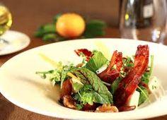 #Ensalada crujiente para bajar la barriga ¡Deliciosa y muy adelgazante! #receta
