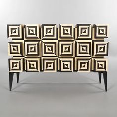 """""""Undulation 2"""" A Unique Sideboard from Decoratum 20th Century Furniture and Contemporary Design. This great piece is designed by Aymeric Lefort. wow.  http://www.decoratum.com/"""