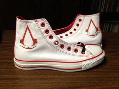 Assassin's Creed Shoes #Geek