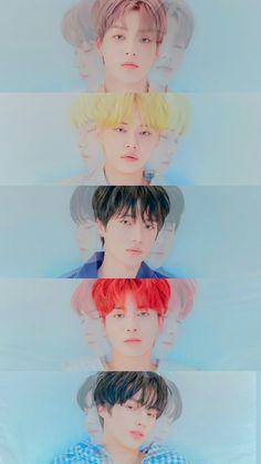 *edited by aephithelieum Korean Boy Bands, South Korean Boy Band, K Pop, Bts Blackpink, K Wallpaper, T Rex, Kpop Groups, K Idols, Cute Wallpapers