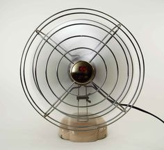 I always need a fan going