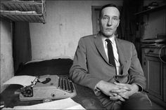 William Burroughs by Brian Duffy