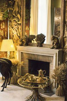 A tour of Gabrielle Coco Chanel's Apartment at 31 Rue Cambone Paris