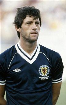 David Narey Scotland 1982