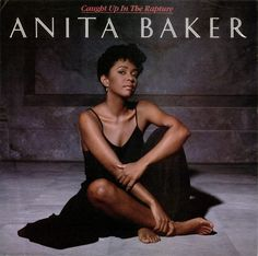Anita Baker was told at one point in her life that she could NOT sing. She didn't let her dream die. She is one amazing singer! I love her voice.