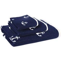 Lamont Home® Anchors Hand Towel - BedBathandBeyond.com