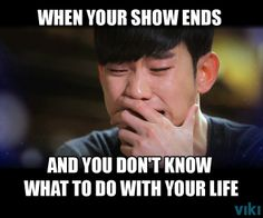 My Love From the Stars... That's how I am feeling right now T_T  Well, let's re-watch the whole series! :)