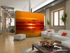 FotomuralPuesta de sol