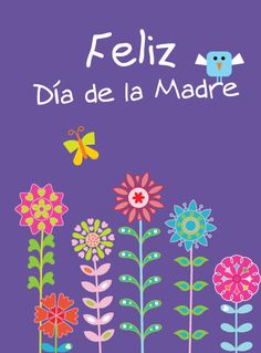 Una tarjeta muy especial para el Día de la Madre Mother's Day Thoughts, Mother And Father, I Love My Mother, Mothers Day Quotes, Mom Quotes, Mothers Day Cards, Happy Mothers Day, Happy Birthday, Birthday Greetings