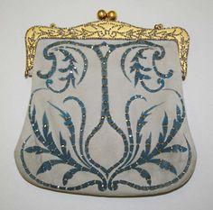 circa 1911 purse