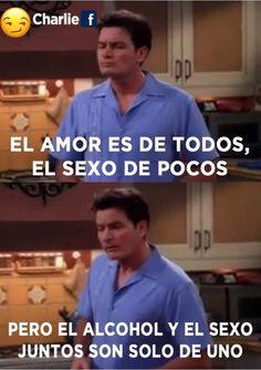 Two Men, El Amor Es