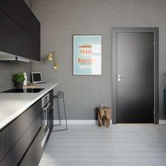 Med litt mønster i døren og farge som matcher øvrig innredning tilfører du det lille ekstra.  #swedoor #swedoorno #stableeffect #doordesigner #dør #innerdør #interiør #innredning #inspirasjon #renovering #oppussing #nyedører #nordicliving #boligdrom #skandinaviskehjem #nordiskehjem #interior4all #nordichome Color Schemes, Bathtub, Mirror, R Color Palette, Standing Bath, Bathtubs, Colour Schemes, Bath Tube, Mirrors