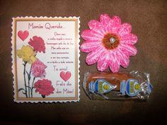 As Tontas Vão Ao Céu: Lembrancinha do Dia das Mães - Primária da Ala Santa Tereza (Embu das Artes-SP)