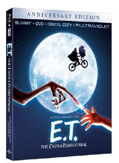 E.T. the Extra-Terrestrial (1982). [PG] 115 mins. Starring: Dee Wallace, Henry Thomas, Drew Barrymore, Peter Coyote, C. Thomas Howell and Erika Eleniak