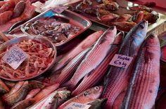 Marsaxlokk fish market │ #VisitMalta visitmalta.com
