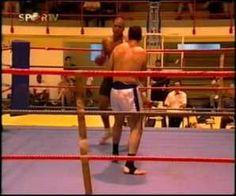 Humberto Evora vs Thierry Mendes- KICKBOXING