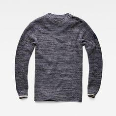 Deze zachte trui is luchtig genoeg voor de zomer en warm genoeg voor koele…