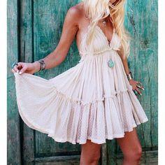 cute tiered dress