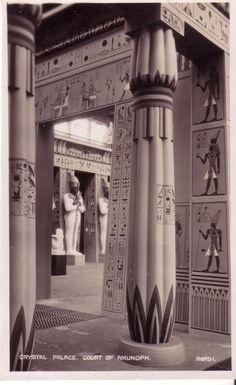 Court of Amunothph - 1920's