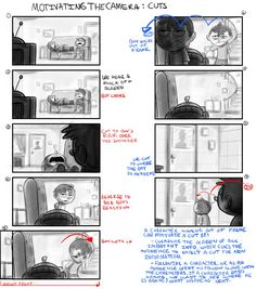 How to Draw for Storyboarding