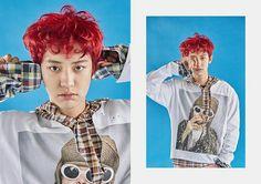 Chanyeol Lucky one image teaser