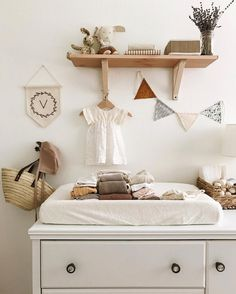 Baby Girl Nursery Room İdeas 501095896038023743 - it feels like i was just washing and prepping clothes for viola's arrival; and today i washed and boxed up almost all of her newborn things… Source by blovelondon Baby Bedroom, Nursery Room, Girl Nursery, Girl Room, Kids Bedroom, Nursery Decor, Nursery Bunting, Cream Nursery, Baby Bunting