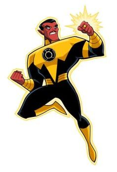 DC Villains Bio - Sinestro by LucianoVecchio