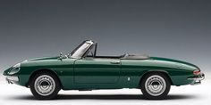 1966 Alfa Romeo Duetto - This is awesome! I love the oval shape. #alfaromeovintage