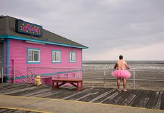 Bob Carey's Tutu Project: Fundraising for Breast Cancer I love the series  http://www.thetutuproject.com/