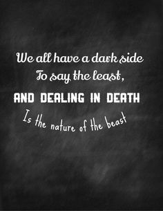 Pink Floyd quote from dogs of war