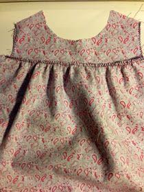 Cosas de Butterflies: Tutorial DIY vestidos Niña Little Girl Dresses, Little Girls, Girls Dresses, Summer Dresses, Belleza Diy, Diy Tutorial, Boho Shorts, Needlework, Sewing Patterns