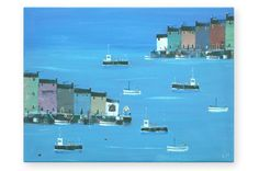 Lee McCarthy Seascape Canvas