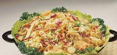 Open Sesame Pan Asian Salad