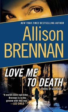 Love Me to Death (Lucy Kincaid #1) by Allison Brennan. Six years ago, Lucy Kincaid was attacked and nearly killed by an online predator. She survived. Her attacker did not. Now Lucy's goal is to join the FBI and fight cyber-crime, but in the meantime, she's volunteering with a victim's rights group, surfing the Web undercover to lure sex offenders into the hands of the law. But when the predators she hunts start turning up as murder victims, the FBI takes a whole new interest in Lucy.