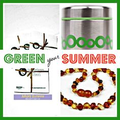 #GreenYourSummer Giveaway Hop! @Ashley Walters suzanne