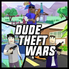 Dude Theft Wars Open World Sandbox Simulator Beta 0 83b2 Apk