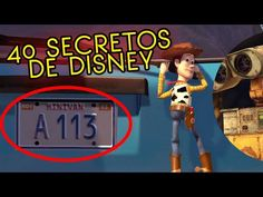 40 secretos de Disney que no sabias - YouTube