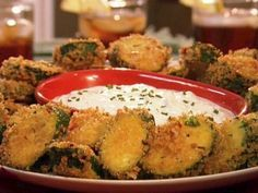 Get this all-star, easy-to-follow Neely's Fried Zucchini recipe from Patrick and Gina Neely