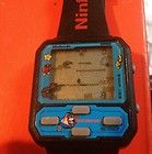 Super Mario Bros Nelsonic Nintendo Game Watch Mint W/ Battery - Battery, Bros, Game, Mario, Mint, Nelsonic, Nintendo, Super, Watch