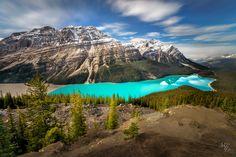 Peyto Lake by Michael Lim on 500px