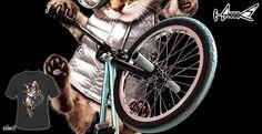 Design: BMX CAT - by: ADAM LAWLESS